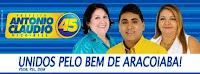 Antônio Cláudio Prefeito de Aracoiaba