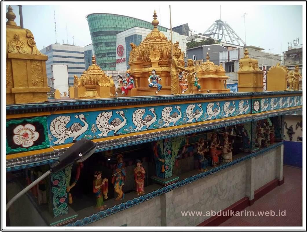 Kampung Kling dan Kuil Shri Mariaman