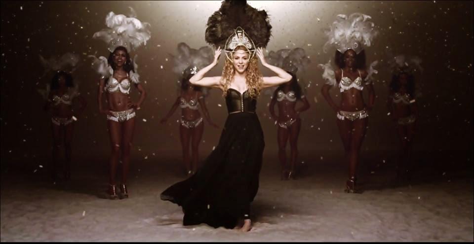 Shakira World Cup La La La 2014