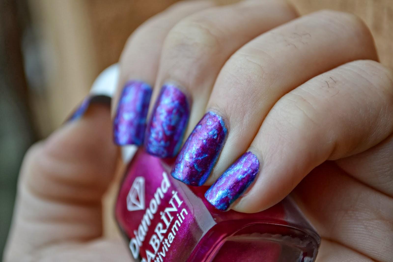 saran manicure