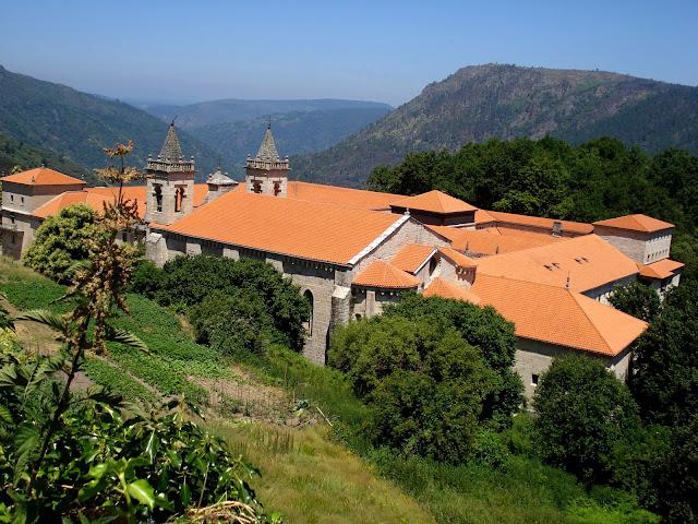 RIBEIRA SACRA: El cañón del Sil