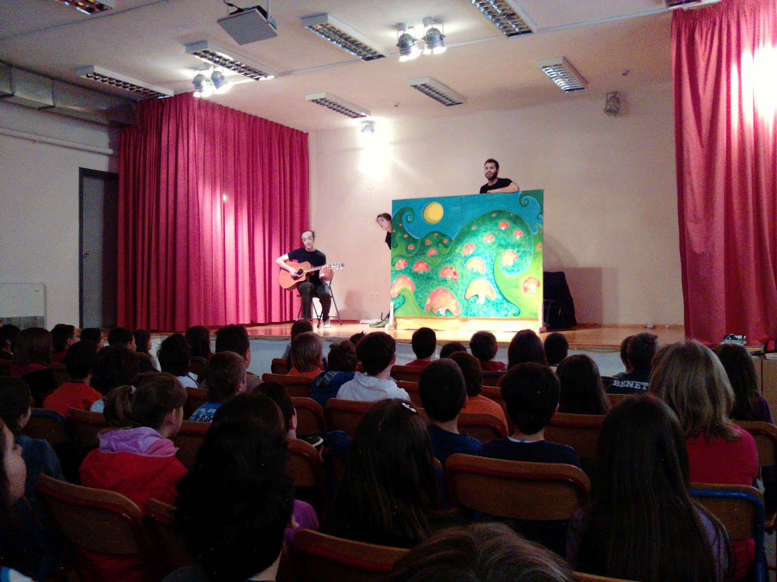 Karmantilos to Diplio Kastorias/ Ο Καρμάντηλος στο Δισπηλιό Καστοριάς