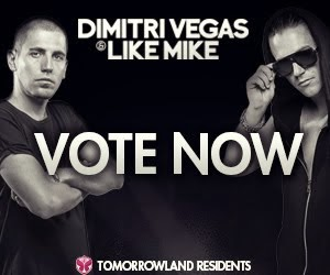 Vote Dimitri Vegas & Like Mike