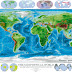 The Geophysical World (Map)