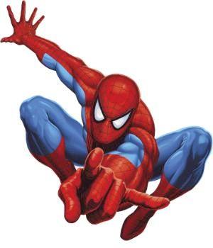 Tarjeta y Sobre de Fiesta Infantil de Spiderman listo para Imprimir