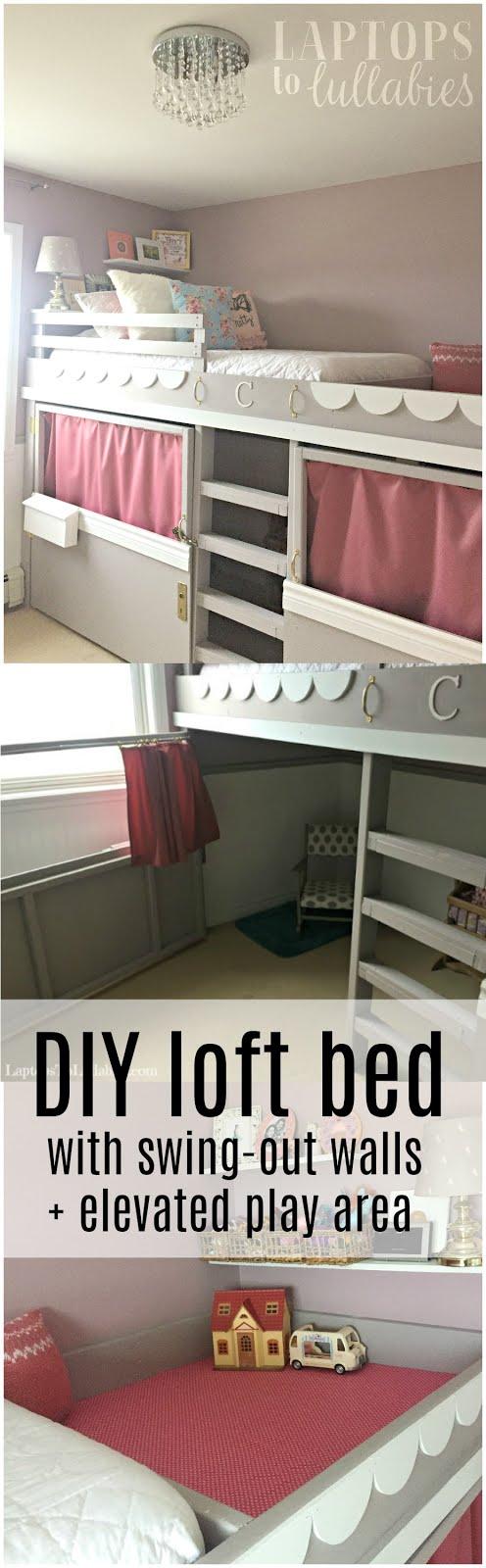 Featured kids' room DIY