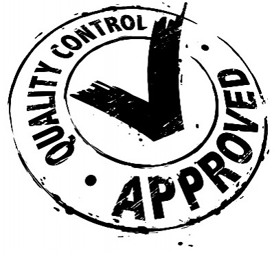 My blog s QC not yet pass  gt Quality Management Clipart