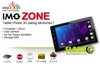 Harga IMO Tab Z-One - Android Tablet