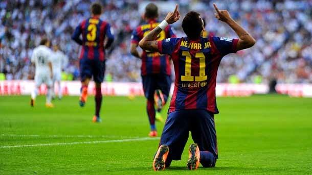 A pesar de la derrota, Neymar a lo suyo: 9 goles en 9 jornadas