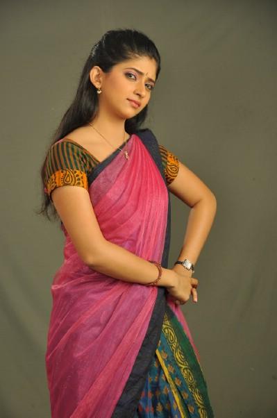 Image: Pallavi (Anjali Pasupu Kumkuma Telugu Serial)
