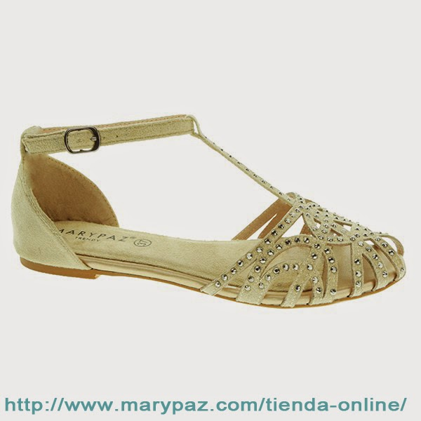 Sandalias/Sandals: MARYPAZ