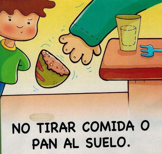 Vocabulario en im genes maestra de infantil y primaria for Implementos restaurante