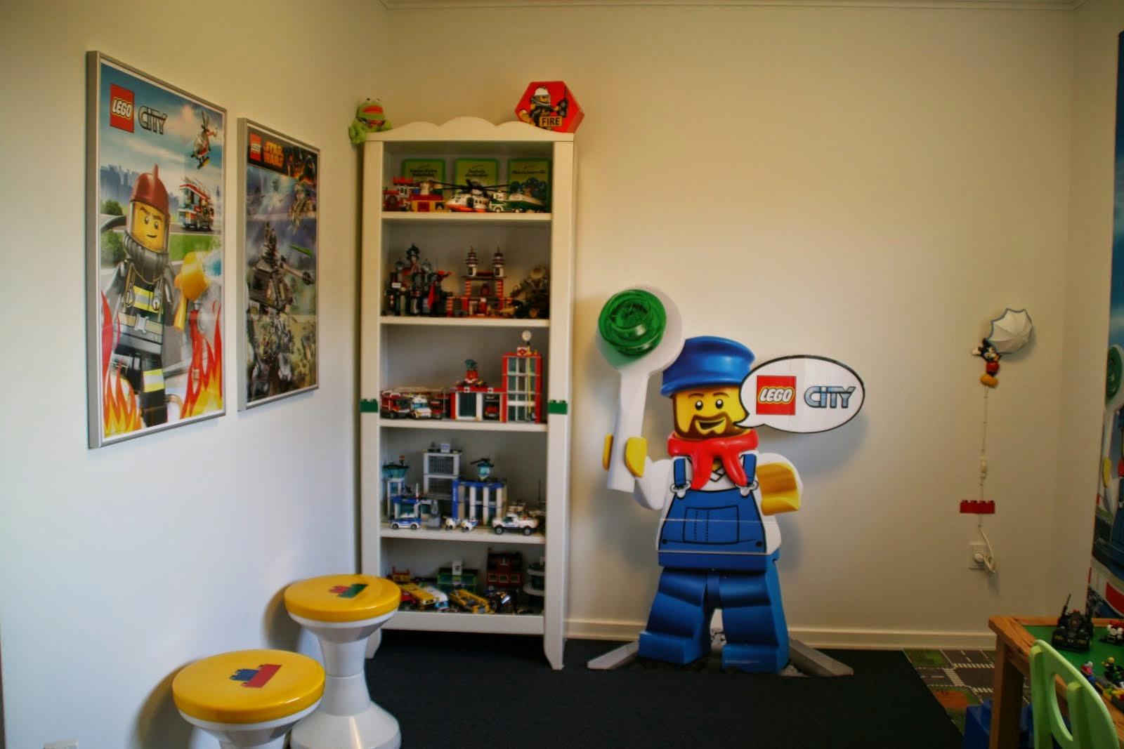 Augusts Legoværelse
