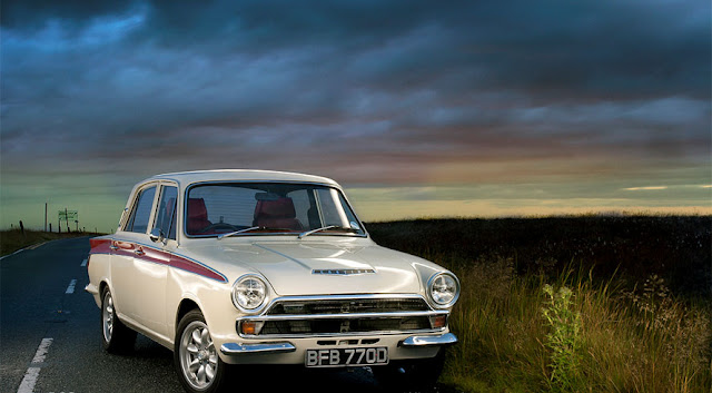 フォード・コーティナ | Ford Cortina Mark I (1962–1966)/ Mark II (1966–1970)