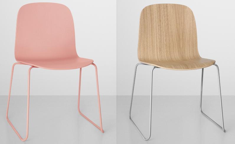 Et voksent liv: spisebordsstole