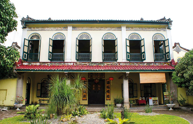 leave-to-indonesia: Tjong A Fie House