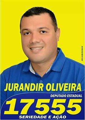 JURANDIR OLIVEIRA 17555
