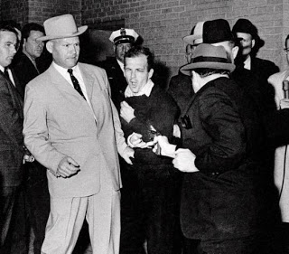 Jack Ruby Lee Harvey Oswald D.O.A. 1950 movieloversreviews.blogspot.com