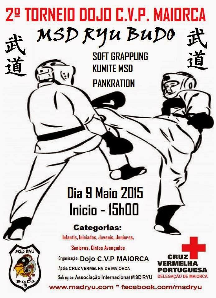 2º Torneio DOJO C.V.P. Maiorca