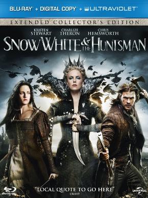 Filme Poster Branca de Neve e o Caçador BRRip Versão Estendida XviD & RMVB Legendado