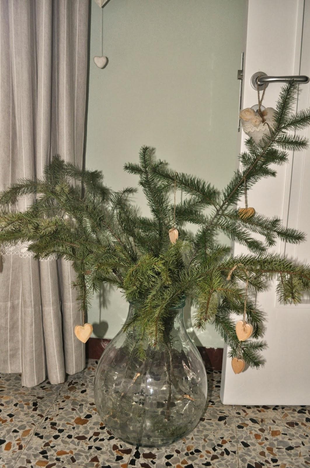 spesso Con le ballerine verdi: { Natale al verde } Decorare con l'abete SQ47