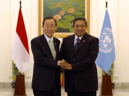 Presiden SBY: MDGs Akan Diganti Sustainable Development Goals