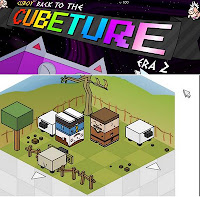 Cuboy Back to the Cubeture Era 2 walkthrough.