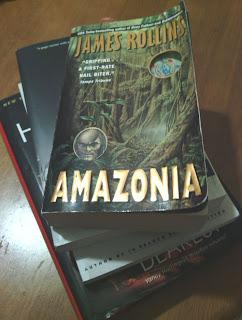 Amazonia Book Cover