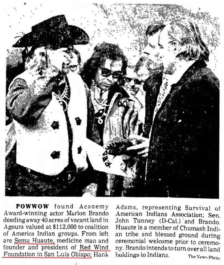 Valley News, Dezember 1974