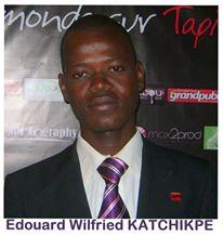 Edouard  Wilfried KATCHIKPE