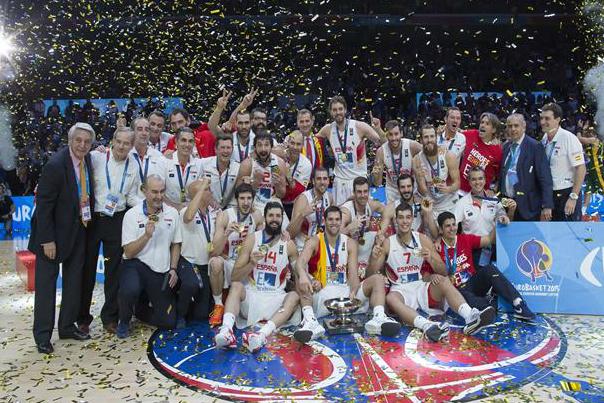 España Campeona de Europa de baloncesto