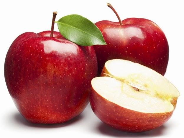 tips hidangkan epal untuk anak