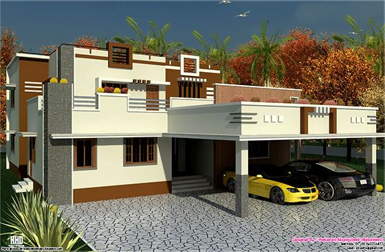 south indian home design - Home Design In India