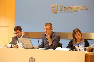 Ayuntamiento Zaragoza, deuda de 110 millones y obcecación por el tranvía