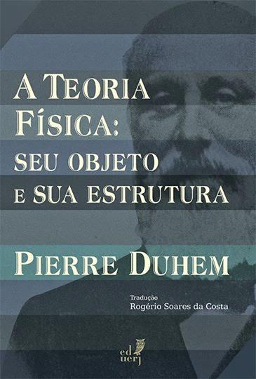 Lançamento da tradução de Pierre Duhem