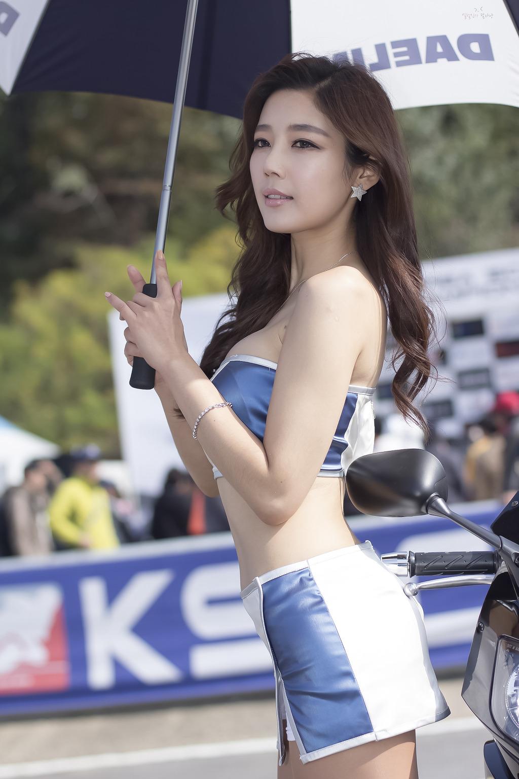 Jo Sang Hi at KSRC R4 2012
