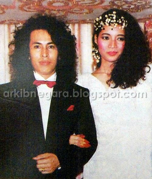 gambar pengantin artis dulu dulu filemklasikmalaysia