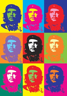 Che Guevara, por Andy Warhol