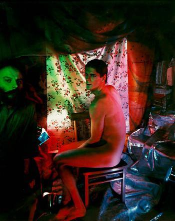 Sesiones. Polaroid. Lucas Samaras