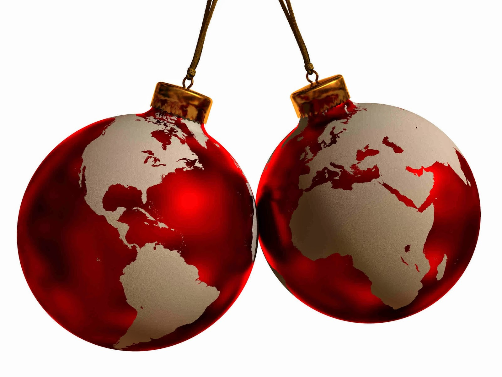 Christmas decoration all around the world - Christmas Decorations Around The World