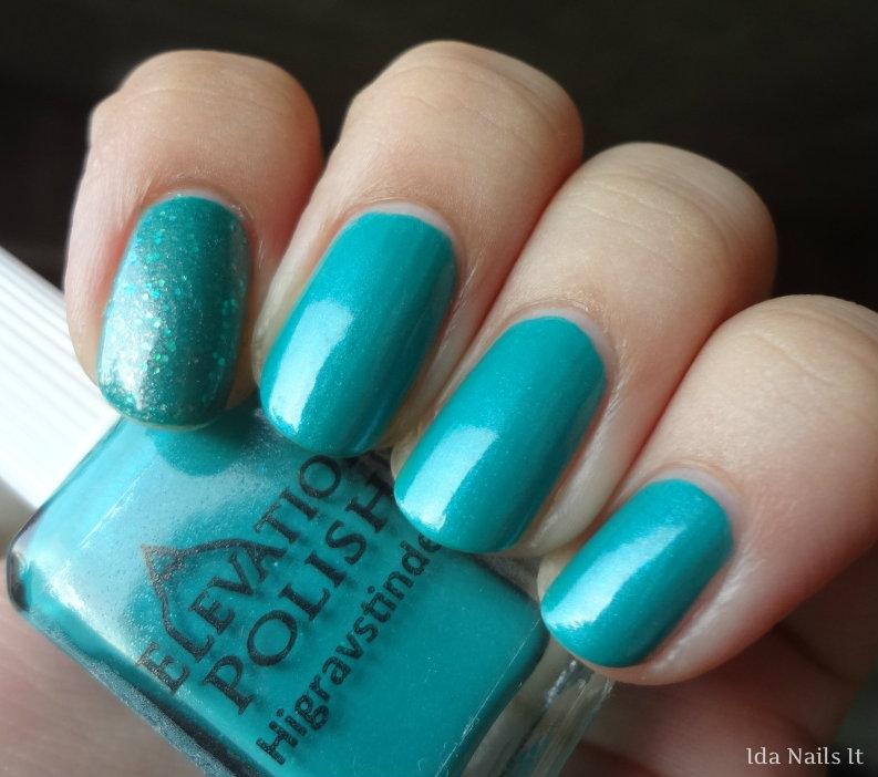 Ida Nails It: Elevation Polish Higravstinden