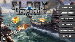 Glory of Generals :Pacific HD Android Game Download,