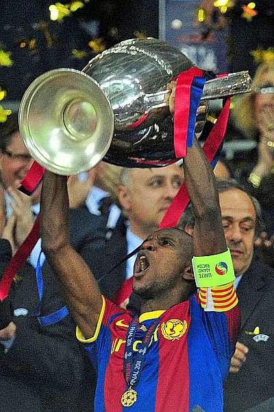 Abidal Champions League