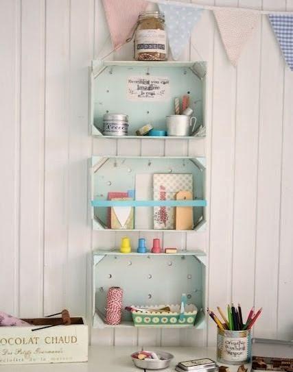 Lovepops cajas de madera recicladas - Cajas fruta recicladas ...