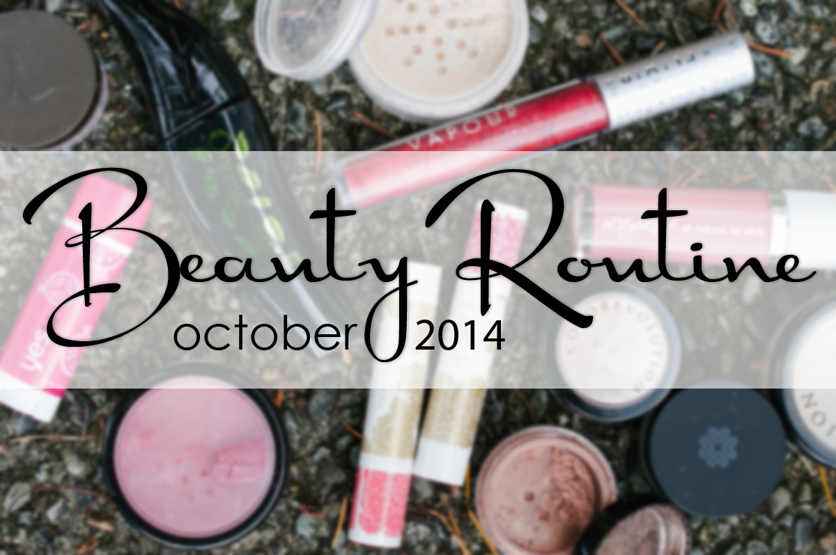 Beauty Routine :: Ribbons Down My Back