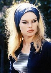 """Brigitte, en """" El desprecio """" y """" La verdad """""""