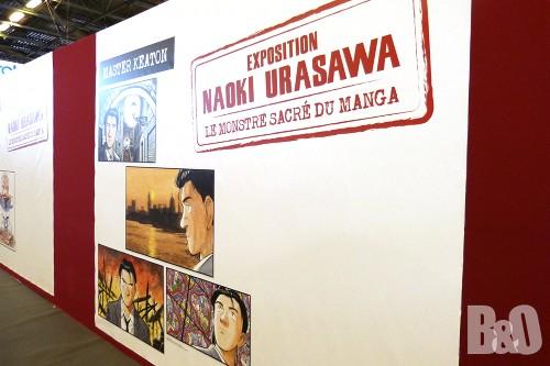 japan expo 2012 exposition urasawa