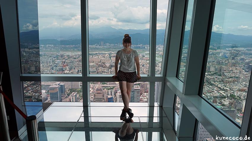 KuneCoco • Aussichtsplattform des Taipei 101