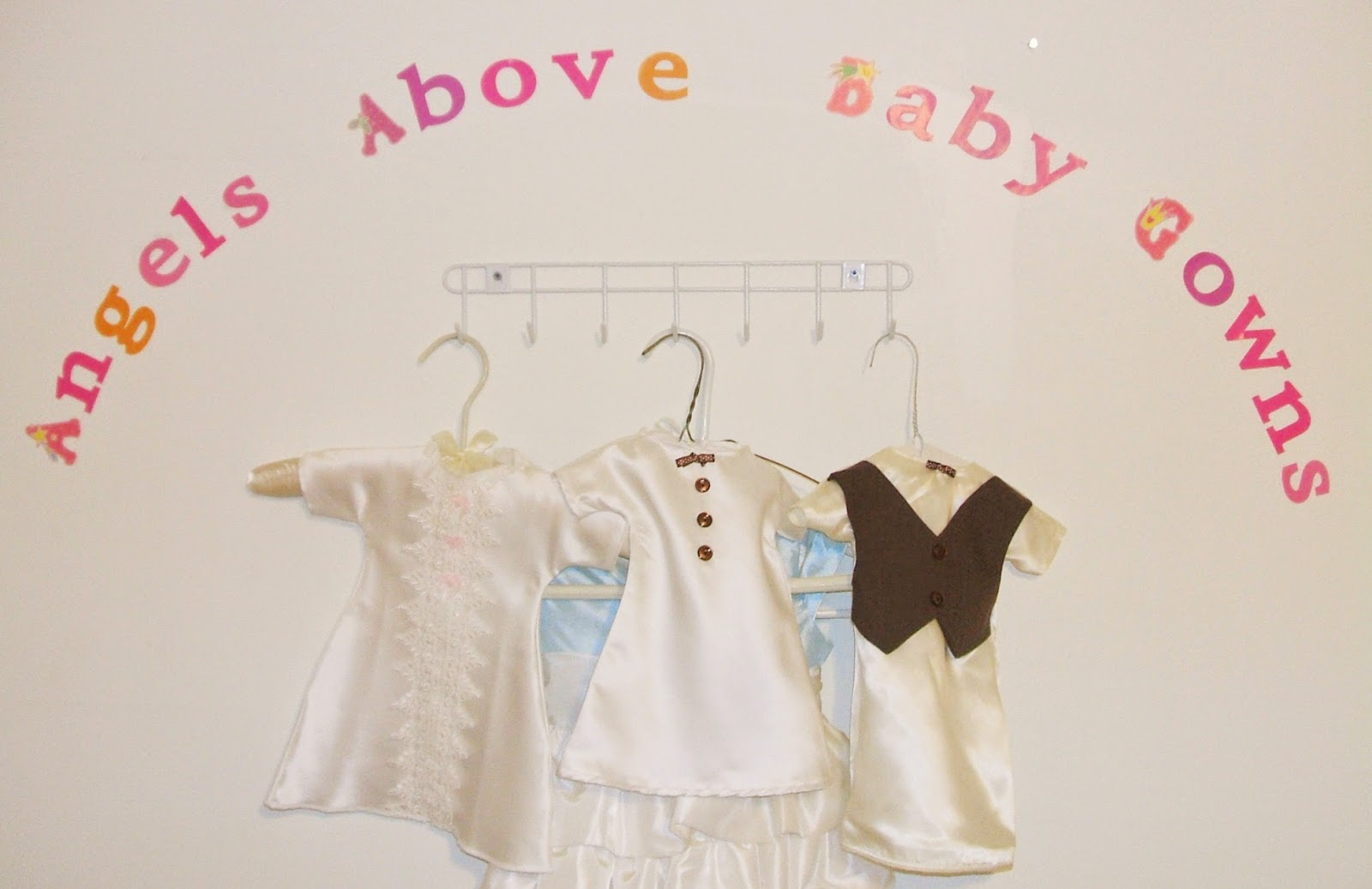 The Condolence Note Coach: Angels Above Baby Gowns: Soothing A ...