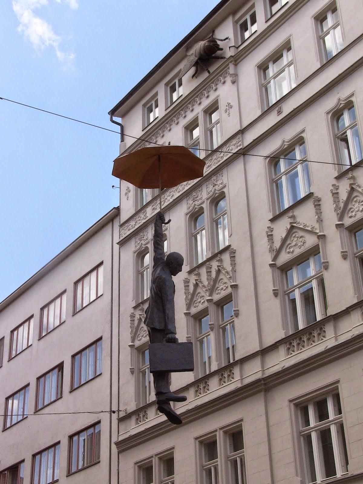funambule de Prague